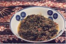 Nshima and ndiwo zambian staple food hunger for culture this is the most basic and popular recipe in zambian traditional cooking as it is used for cooking the majority of the many green leaf vegetables including forumfinder Image collections