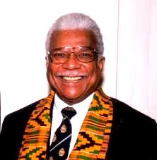 The legendary scholar and intellectual Ali Mazrui.
